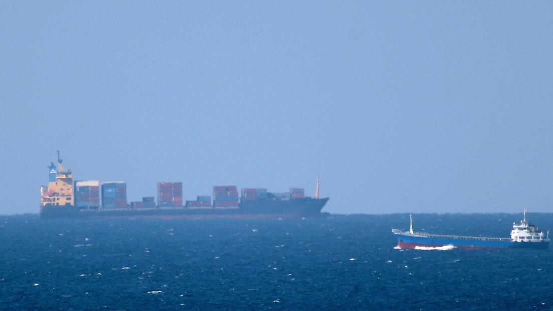 Explosion auf israelischem Frachtschiff im Golf von Oman
