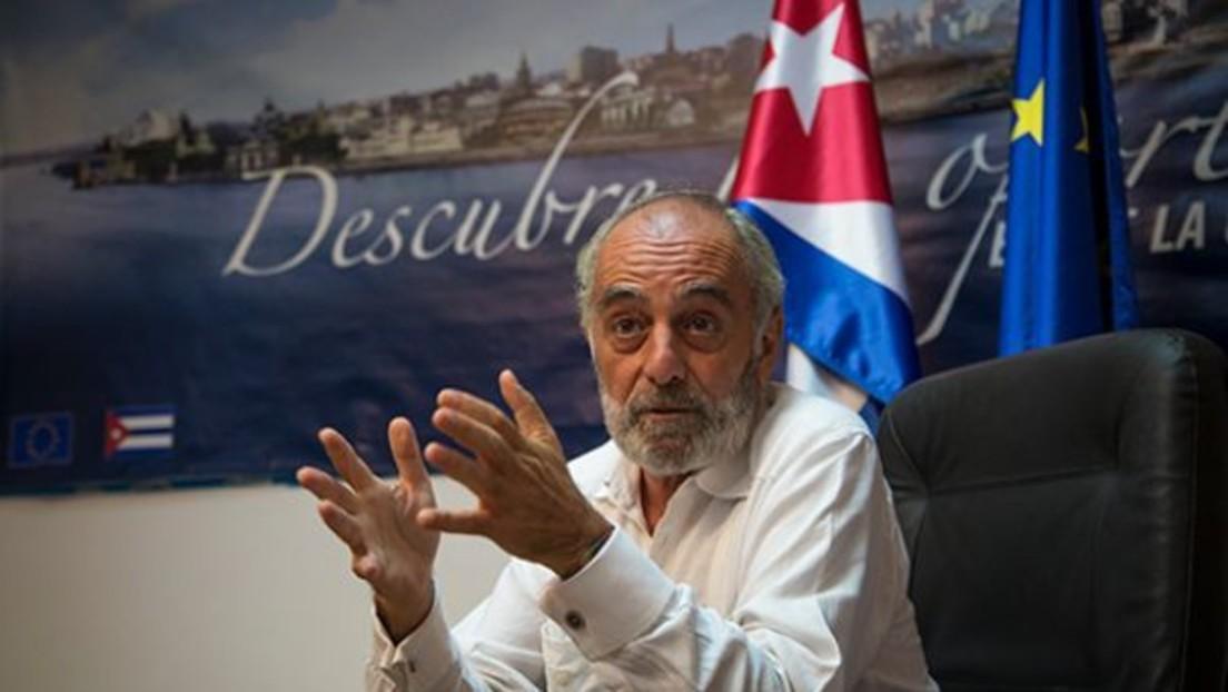 EU-Botschafter in Kuba bittet um Aufhebung des Embargos: EU-Abgeordnete fordern nun seine Entlassung