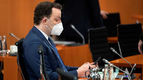 Schlappe für Bundesgesundheitsminister Jens Spahn: Gericht untersagt seinen umstrittenen Google-Deal
