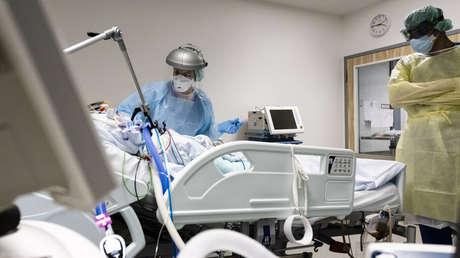 """Mit, nicht wegen COVID-19 im Krankenhaus: """"Sensible Neuigkeiten"""" zum Corona-Narrativ"""