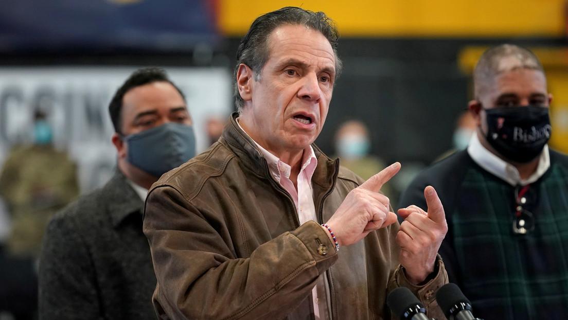 Belästigungs-Skandal: Zwei Ex-Mitarbeiterinnen erheben Vorwürfe gegen New Yorks Gouverneur