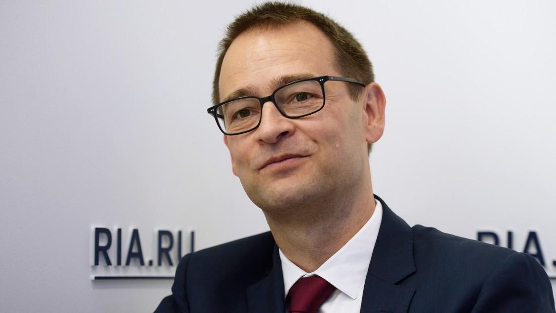 Wintershall-Vorstandsmitglied: Nord Stream 2 lohnt sich für die EU