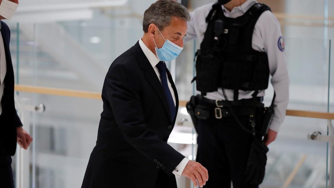 Drei Jahre Haft: Ehemaliger französischer Präsident Sarkozy der Korruption für schuldig befunden