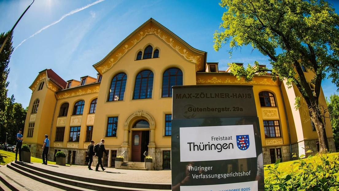 Thüringer Gericht kippt Corona-Verordnung