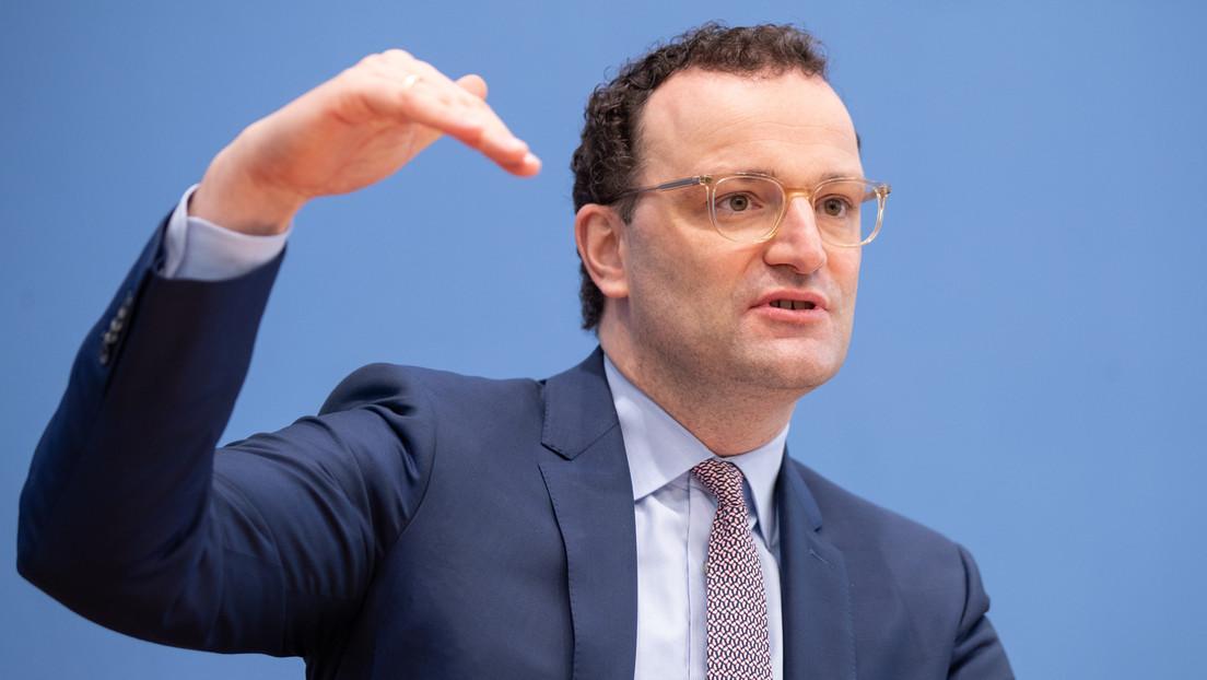 """Gesundheitsminister Spahn erneut unter Druck? Wer steckt hinter """"JS""""?"""