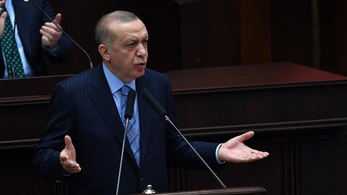 """Erdoğan warnt vor """"strukturellem Rassismus"""" in Europa – Kritik an deutschen Behörden"""