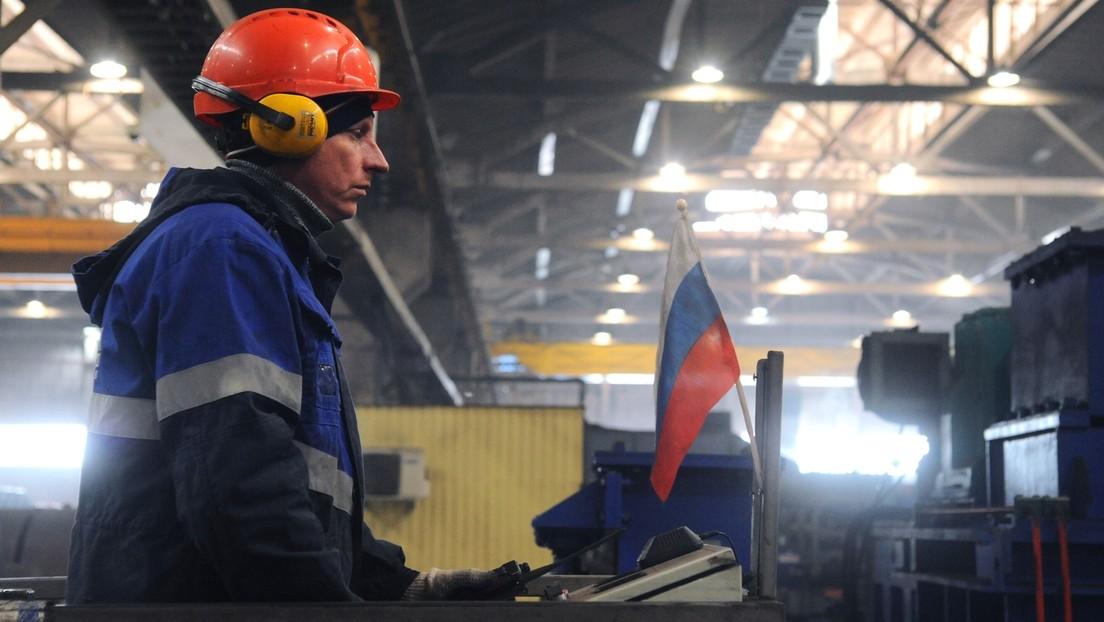 Russische Fabrikaktivität verzeichnet schnellstes Wachstum seit zwei Jahren