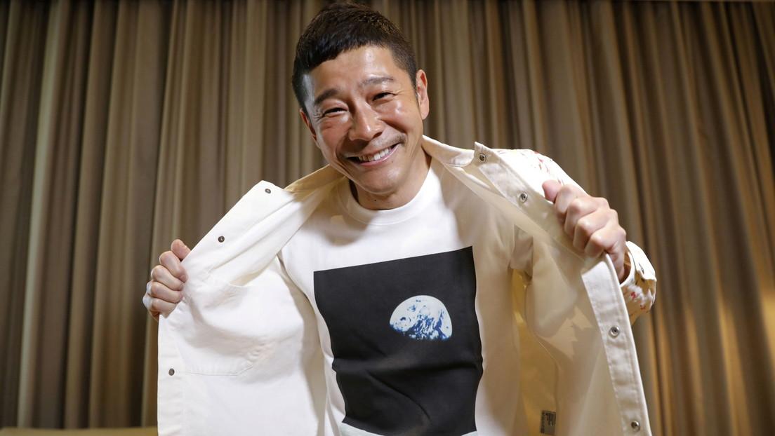 Japanischer Milliardär sucht acht Menschen für SpaceX-Mondflug