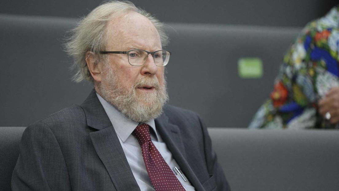 Wolfgang Thierse bietet Austritt aus der SPD an nach Kritik über Äußerungen zur Identitätspolitik