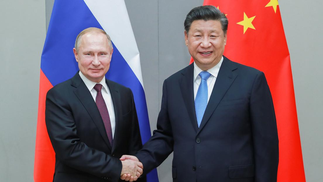 Peking stellt klar: Beziehung zwischen Russland und China ist keine Militärallianz