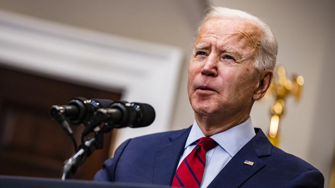US-Präsident Biden bezieht Stellung: USA werden Annexion der Krim niemals anerkennen