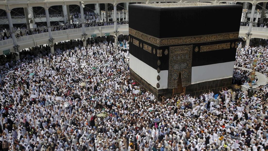 Keine Impfung, kein Hadsch: Nur Muslime mit Impfung gegen SARS-CoV-2 können nach Mekka