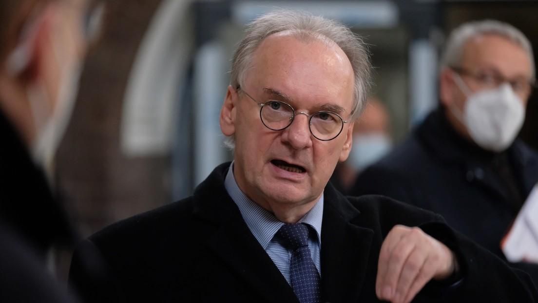 """Ministerpräsident Haseloff: """"Würde mich jederzeit mit Sputnik V impfen lassen"""""""
