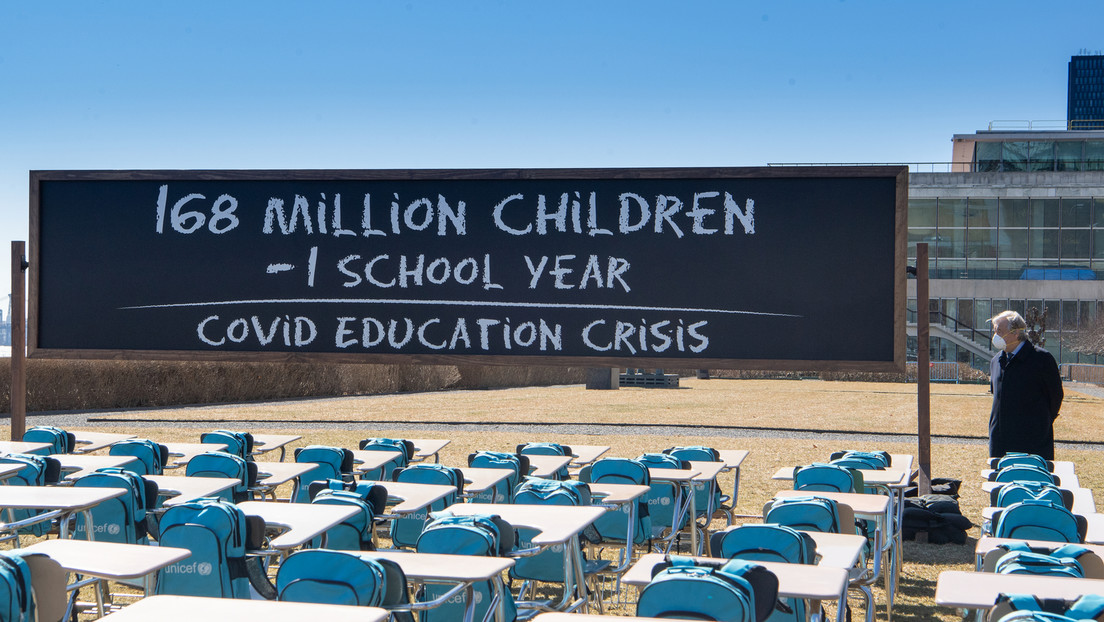 UNICEF: Mehr als 168 Millionen Kinder weltweit seit einem Jahr ohne Schule