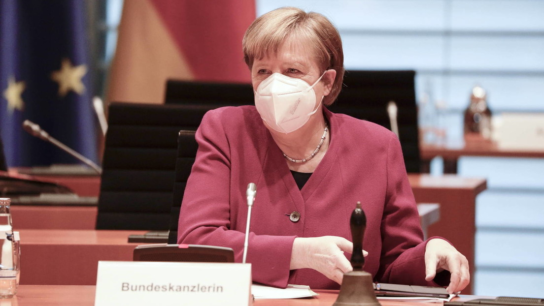LIVE: Merkel gibt nach Corona-Gipfel Presseerklärung ab
