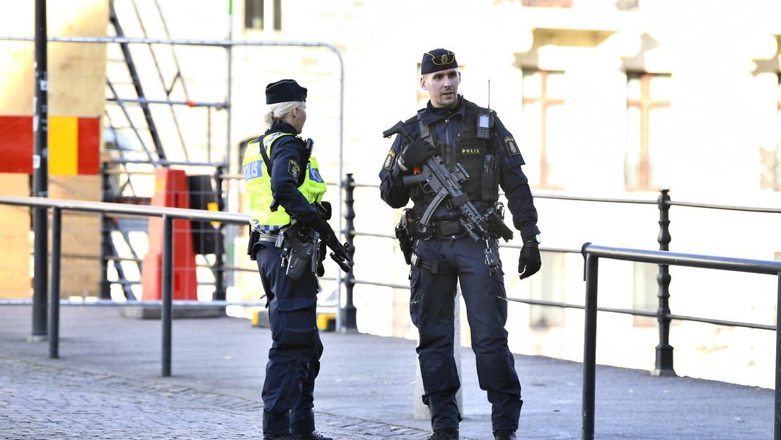 Schweden: Acht Verletzte nach mutmaßlicher Terrorattacke