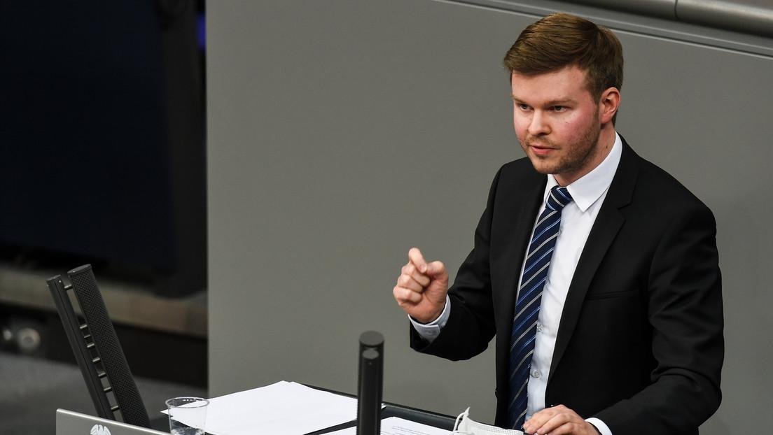 AfD-Antrag gegen die Einführung eines digitalen Impfpasses scheitert im Bundestag