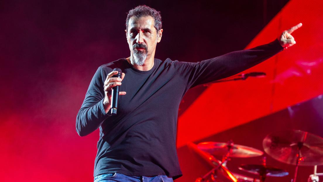 """Interview mit Serj Tankian: Der Sänger von System of a Down über den """"Krieg gegen den Terror"""""""