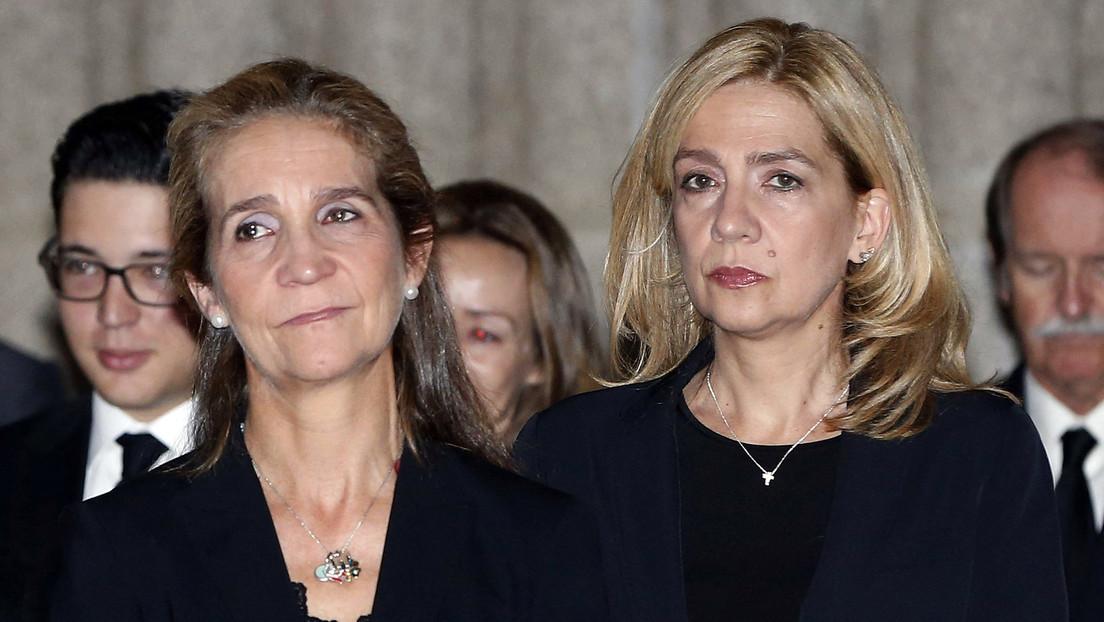 Königsfamilie erzürnt Spanier erneut: Töchter des Ex-Königs ließen sich auf Abu Dhabi-Reise impfen