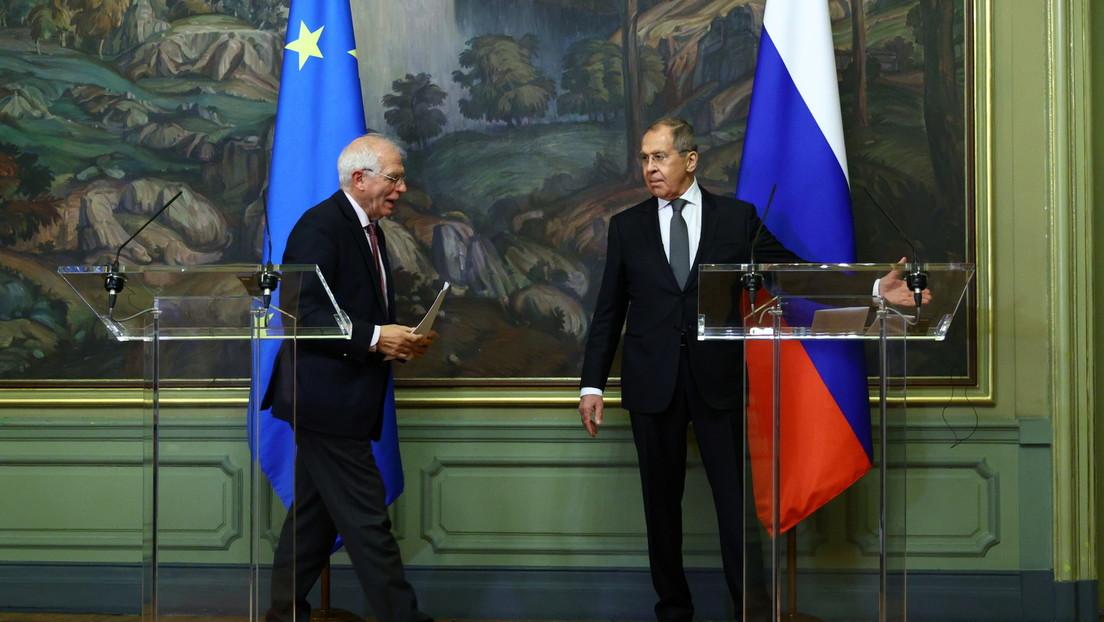 Moskau: EU und Russland würden von einer Normalisierung ihrer Beziehungen profitieren