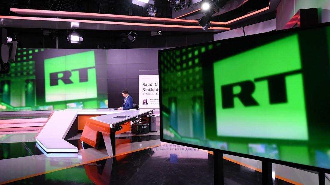 Sacharowa über die Schließung von RT DE-Konten: Russland betrachtet dies als politischen Druck