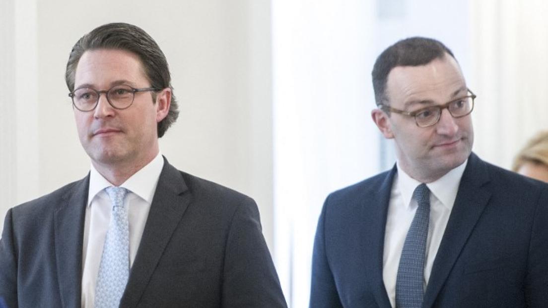 """Schnell- und Selbsttests: Spahn und Scheuer sollen """"Taskforce Testlogistik"""" leiten"""