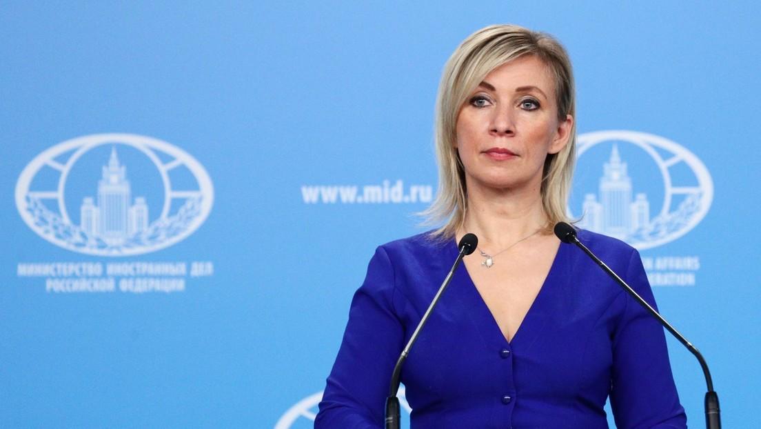 Maria Sacharowa: Maas' Krim-Stellungnahme diskreditiert deutschen Vorsitz im Europarat