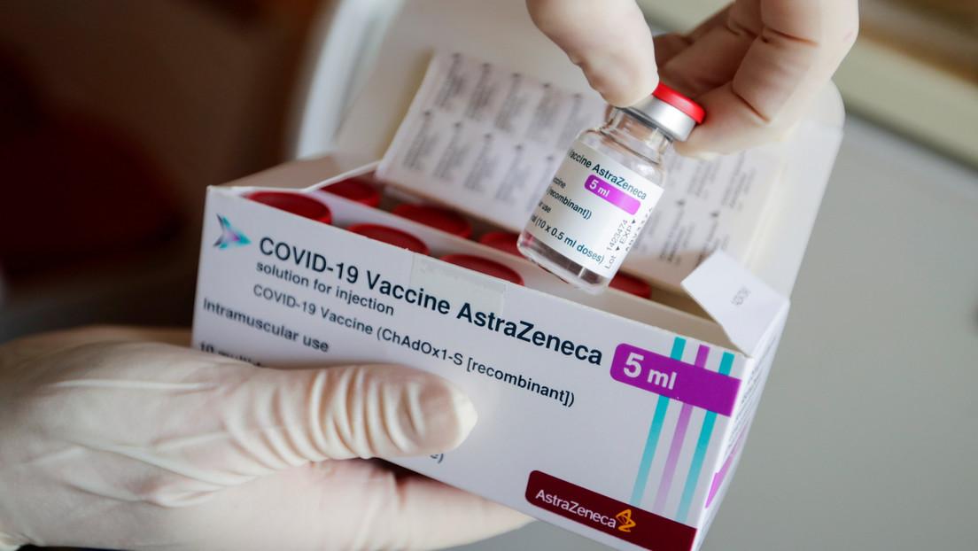 Erstmals Export von AstraZeneca-Impfstoff aus der EU gestoppt