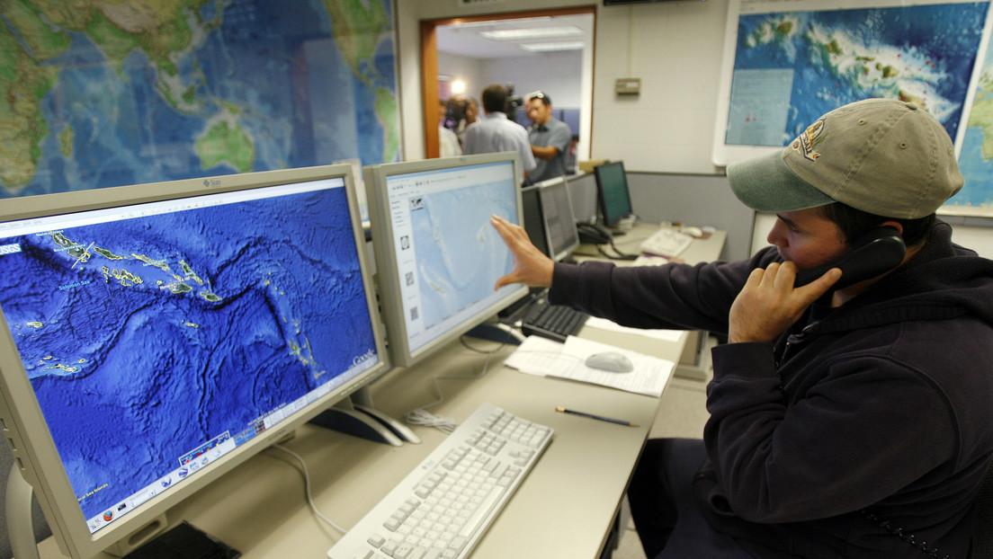 Erdbeben der Stärke 8,0 nördlich von Neuseeland. Hawaii und Samoa könnten zeitnah betroffen sein