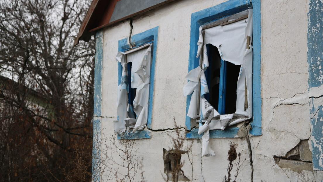 """""""Eskalation darf rote Linie nicht überschreiten"""" – Kreml besorgt über die Situation im Donbass"""