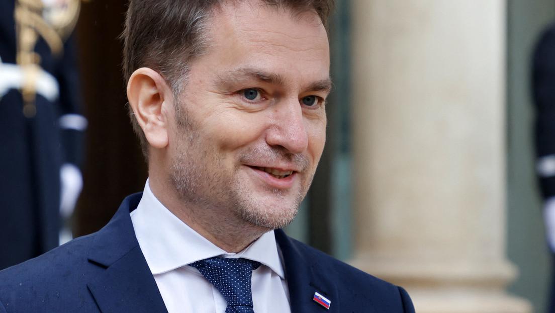 Kiew ist empört: Slowakischer Premier wollte für Sputnik V Russland mit einem Stück Ukraine danken