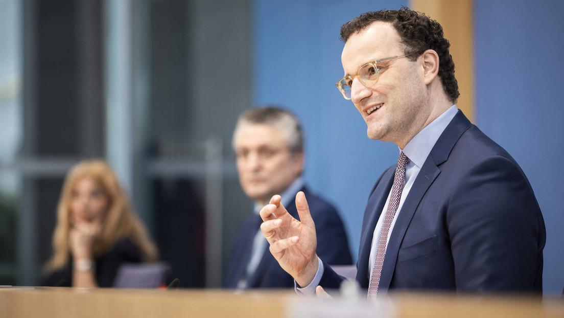 LIVE: Jens Spahn und RKI-Chef Lothar Wieler geben Pressekonferenz zu Corona-Impfstoffen