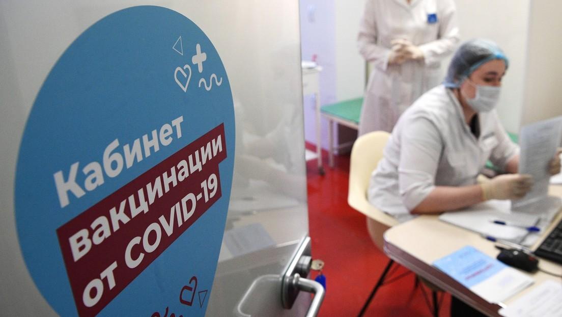 Russland bestreitet Impfung von Ausländern mit Sputnik V gegen Entgelt