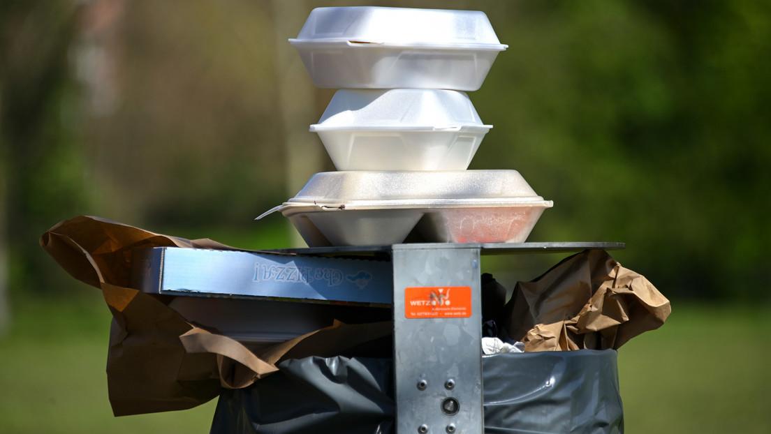 UN-Bericht: Fast ein Fünftel aller weltweit produzierten Lebensmittel landet im Müll