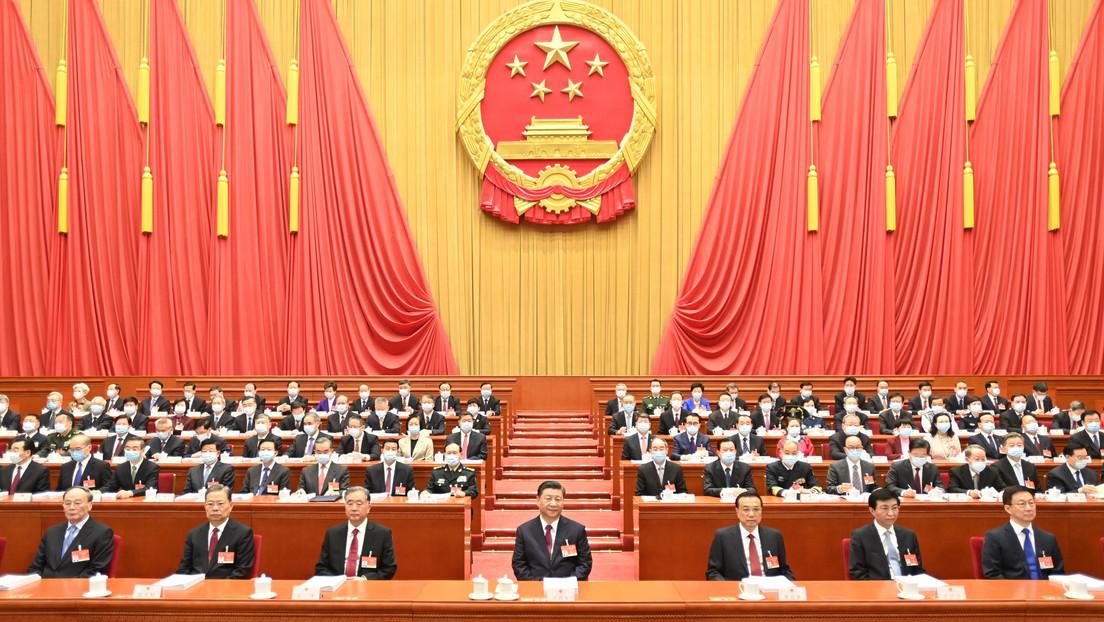 Peking: Werden uns gegen Einmischungsversuche in Hongkong wehren