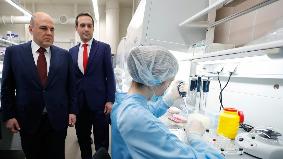 Russland will Massenimpfung gegen Coronavirus bis Herbst abschließen