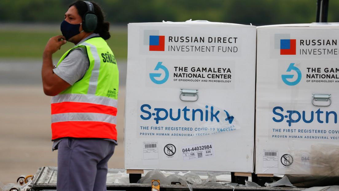 Sputnik V ist zum zweitbeliebtesten COVID-19-Impfstoff der Welt geworden