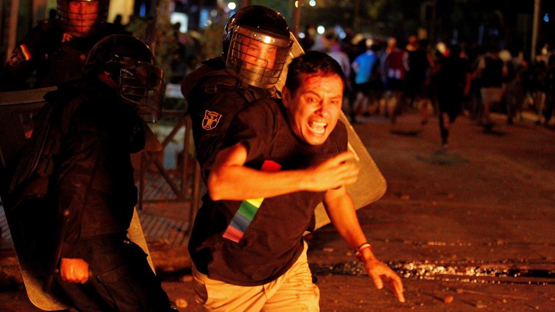 Ausschreitungen bei Demo gegen Corona-Missmanagement und Korruption in Paraguay