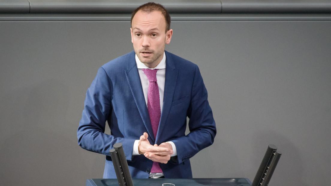 Maskenaffäre: CDU-Abgeordneter Löbel legt Ende August sein Bundestagsmandat nieder