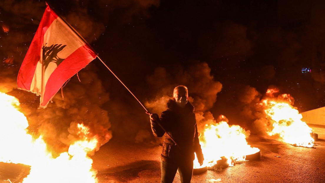 Neue Proteste im Libanon: Geschäftsführender Premier Diab droht mit dem Rücktritt