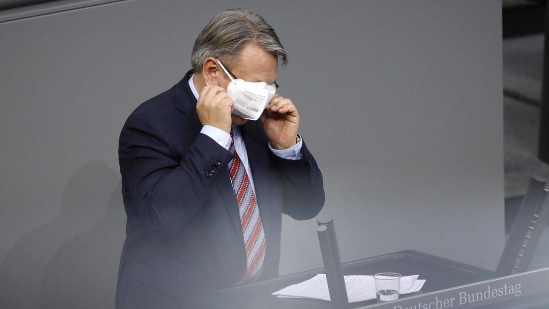 Maskenaffäre: Nüßlein verlässt Unionsfraktion – aber sein Mandat will er behalten