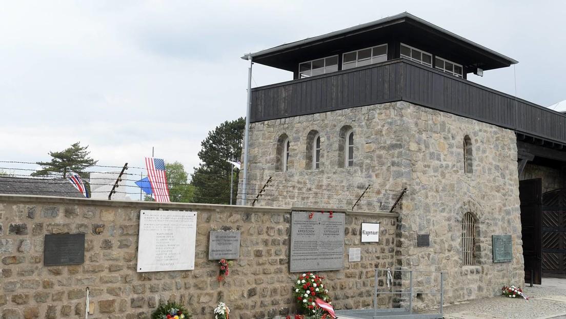 KZ-Gedenkstätte Mauthausen: Mann zieht Parallele zwischen Einsatz von Zyklon B und COVID-19-Impfung