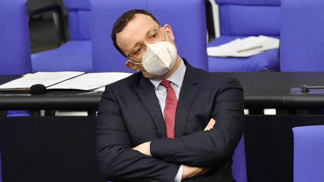 Affäre um Masken-Deals: Gesundheitsminister Spahn will nun Namen aller Vermittler nennen