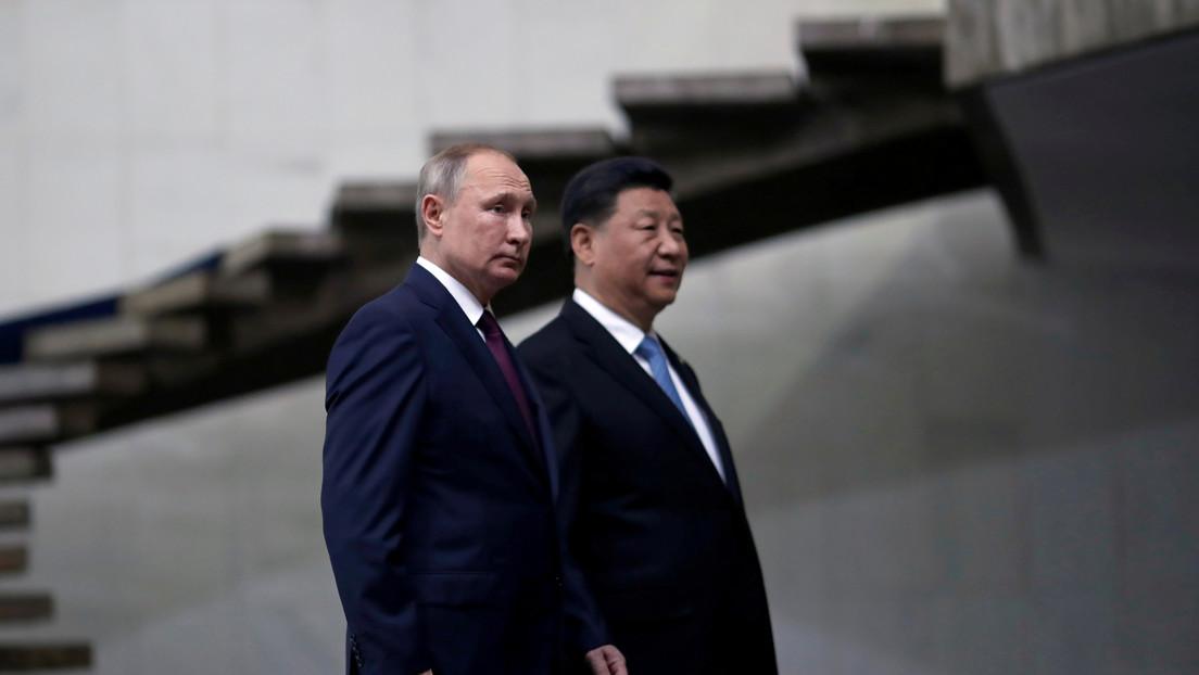 Partnerschaft von Moskau und Peking dient nicht nur der Eindämmung US-amerikanischer Aggression