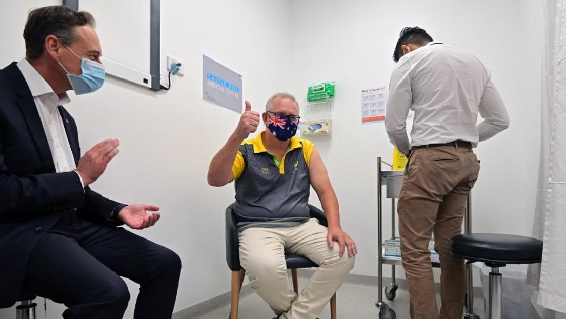 Australischer Minister nach Corona-Impfung im Krankenhaus – Zusammenhang unwahrscheinlich
