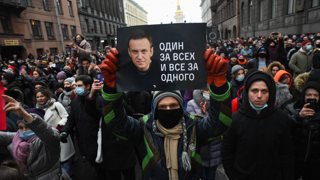 """Hinter den Kulissen von Amnesty International: Nawalny als """"gewaltloser politischer Gefangener"""""""
