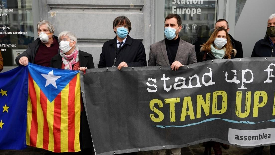 EU-Parlament hebt Immunität Puigdemonts und weiterer katalanischer Abgeordneter auf
