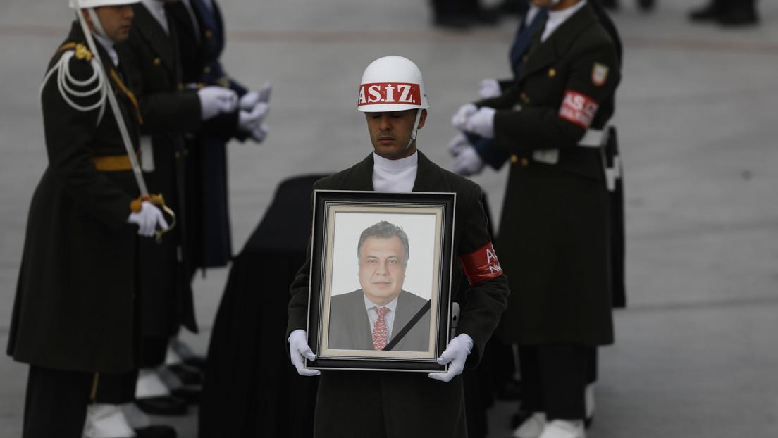 Türkei: Attentäter erhalten lebenslange Haftstrafen für Mord an russischem Botschafter Karlow