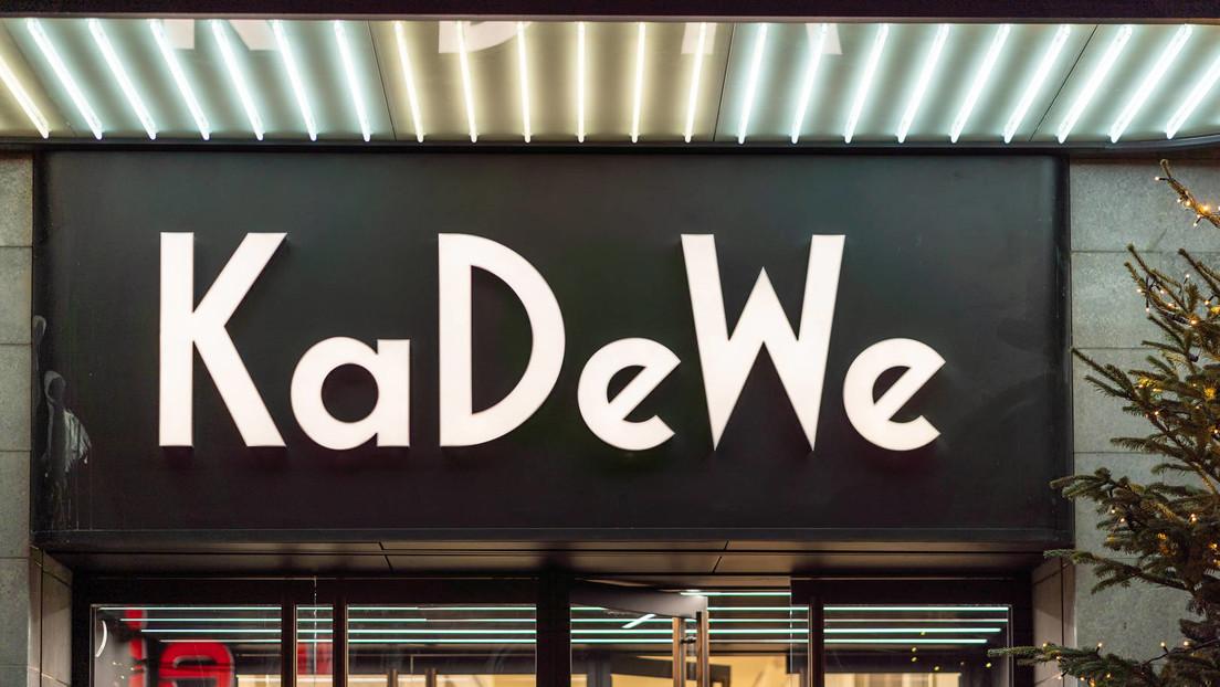 Einkaufen mit Voranmeldung: KaDeWe bietet Kunden nach Lockerung Online-Termine zum Shopping an