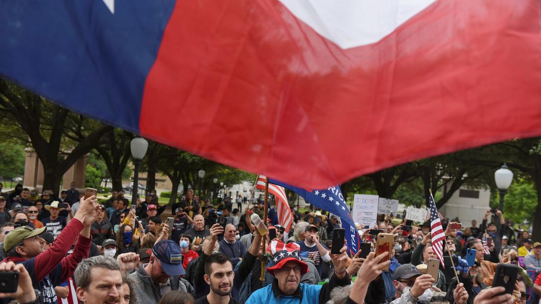 Konservative Texaner planen Referendum zum Austritt aus den USA und für einen unabhängigen Staat